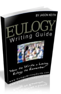 Featured Product - Eulogy Writing Guide